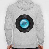 Fish Pop (Vinyl Aquarium… Hoody