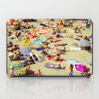 Beach Pattern iPad Case