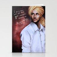 Shaheed Bhagat Singh Stationery Cards