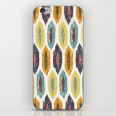 Ikat Pattern iPhone & iPod Skin