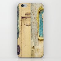 The Door iPhone & iPod Skin