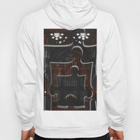 Distracting a Ghost: 1st Rendition  Hoody