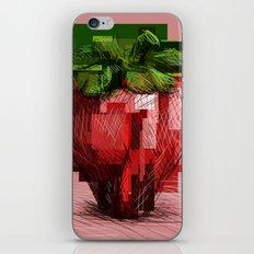 Rawberry iPhone & iPod Skin