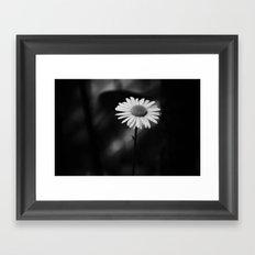 Black and White #2 Framed Art Print