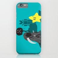 Death's worst enemy iPhone 6 Slim Case