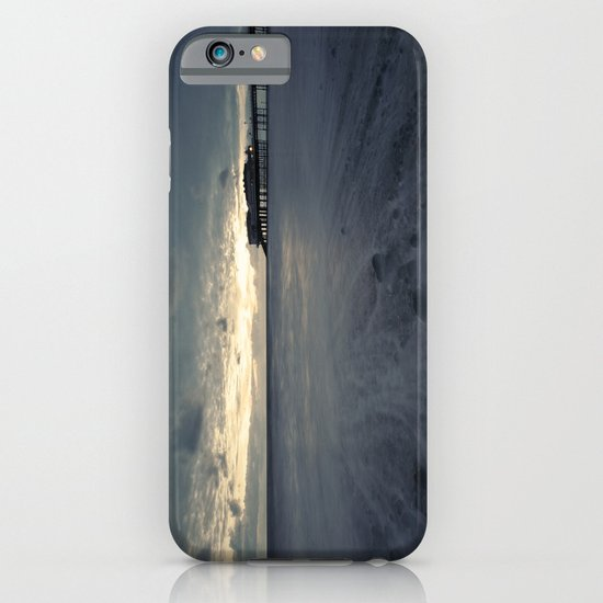Feeling Blue iPhone & iPod Case