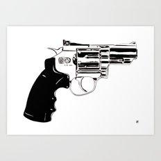 Gun #27 Art Print