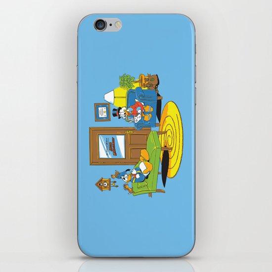 Quack Therapy iPhone & iPod Skin