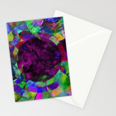 Pscychedelic Vision Stationery Cards