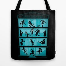 Silly Walking Tote Bag