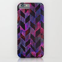iPhone & iPod Case featuring PATTERN {Chevron 014} by Schatzi Brown