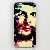 The Seeds Of Revolution iPhone & iPod Skin