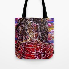 Emotional Captivity - Borderline Personality Disorder Tote Bag