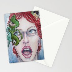 On Her Mind Stationery Cards