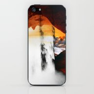 Isolation Fall iPhone & iPod Skin