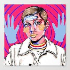 Tavi Canvas Print