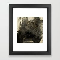 Abstrakt 32 Framed Art Print