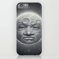 iPhone & iPod Case featuring The Moon by Dr. Lukas Brezak