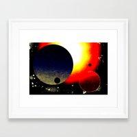 SPACE 102914 - 148 Framed Art Print