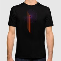 P like P Mens Fitted Tee Black SMALL