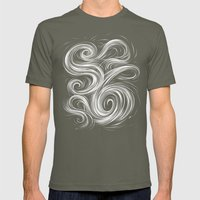 Smoke6 Mens Fitted Tee Lieutenant SMALL