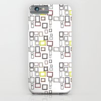 Art, Art Everywhere, but Not A Frame To Fill. iPhone 6 Slim Case