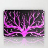 Ghostly Vines (Pale Pink… Laptop & iPad Skin