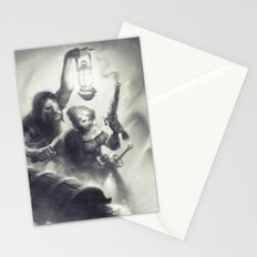 The Intruders Stationery Cards