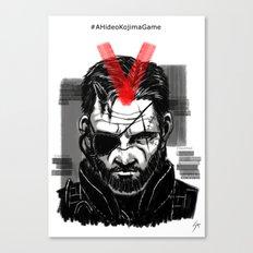 AHKG Canvas Print