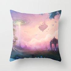 Nightborne Throw Pillow