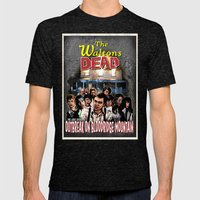 The Waltons Dead Mens Fitted Tee Tri-Black SMALL