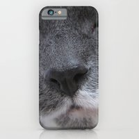 iPhone & iPod Case featuring Cutest Kitty-cat ever! by Pink grapes
