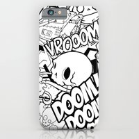 iPhone & iPod Case featuring So what's on your mind? by Department M