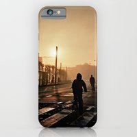 Foggy City iPhone 6 Slim Case