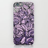 String Bouquet - Lavender iPhone 6 Slim Case