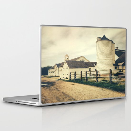 Dairy Farm. Laptop & iPad Skin