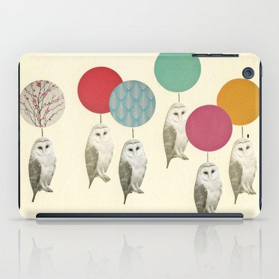 Balloon Landing iPad Case