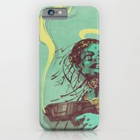 iPhone & iPod Case featuring Guard II. by Dr. Lukas Brezak