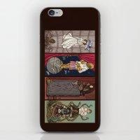 The Haunted Galaxy iPhone & iPod Skin