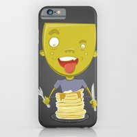 iPhone & iPod Case featuring Pancakes by Alex Robleto