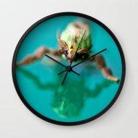 Mothman prophecies Wall Clock