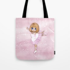 Ballet Dancer Cutie Pie … Tote Bag