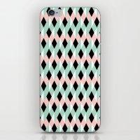 Ribbon Pattern iPhone & iPod Skin