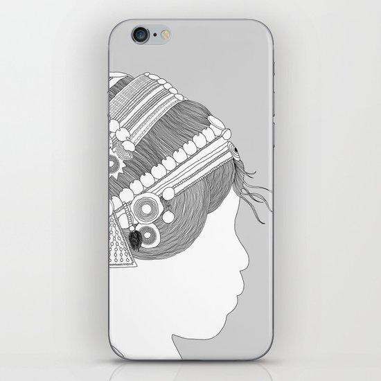 A TRIBE CALLED WOMEN iPhone & iPod Skin