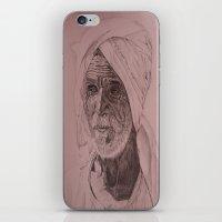 Egyptian Old Man iPhone & iPod Skin