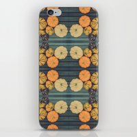 Ghourdly Gatherings iPhone & iPod Skin