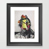 WOMAN 10/30 (2015) Framed Art Print