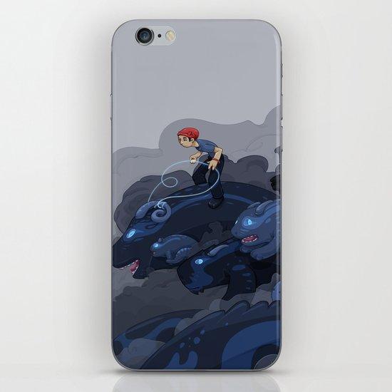 Rainy Day Activities iPhone & iPod Skin