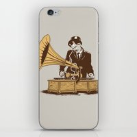 The Future In The Past iPhone & iPod Skin