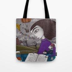 November Stories Tote Bag